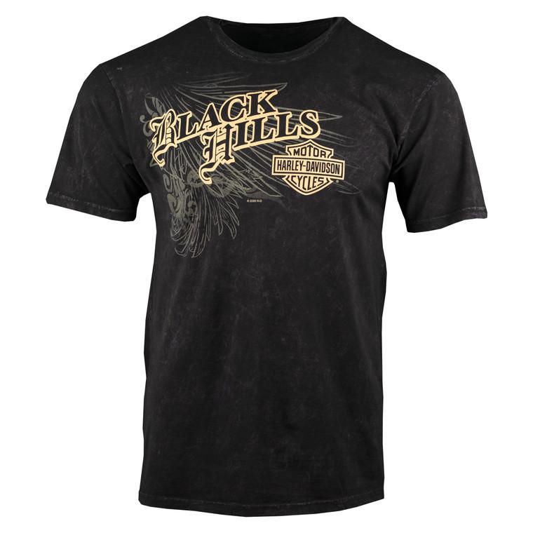 Black Hills Harley-Davidson® Men's Flight Short Sleeve T-Shirt