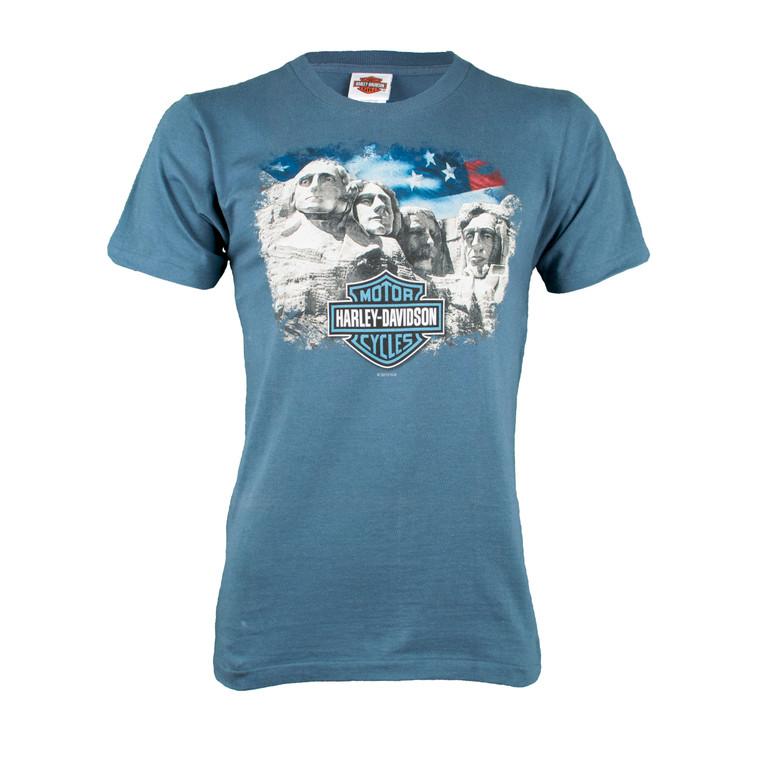 Black Hills Harley-Davidson® Men's Proud Scene Short Sleeve T-Shirt