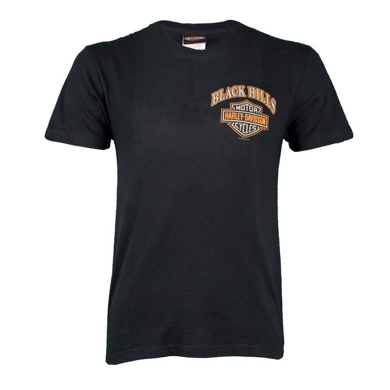 Black Hills Harley-Davidson® Men's Sentinel Short Sleeve T-Shirt