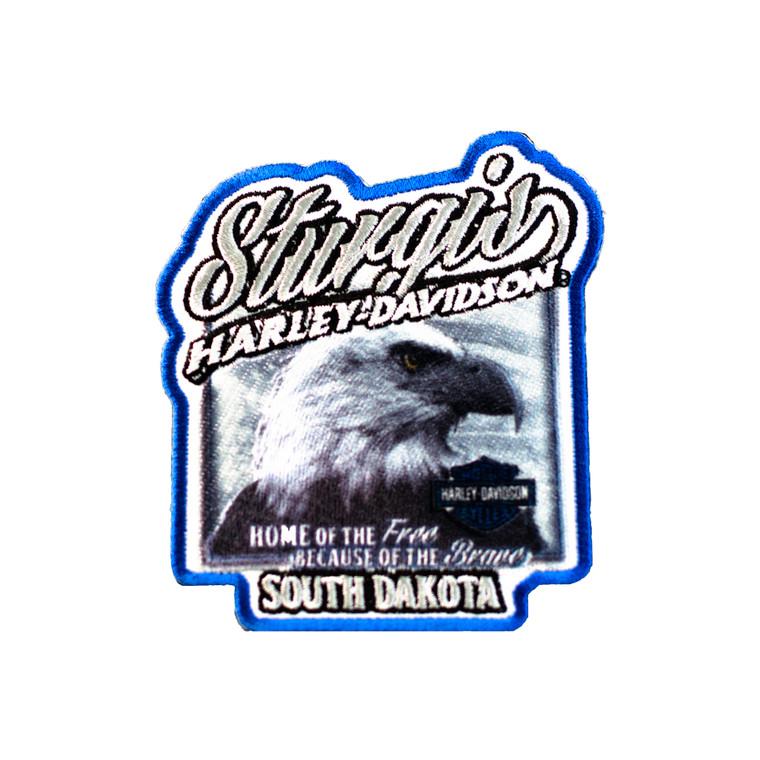 Sturgis Harley-Davidson® Patriotic Emblem Patch