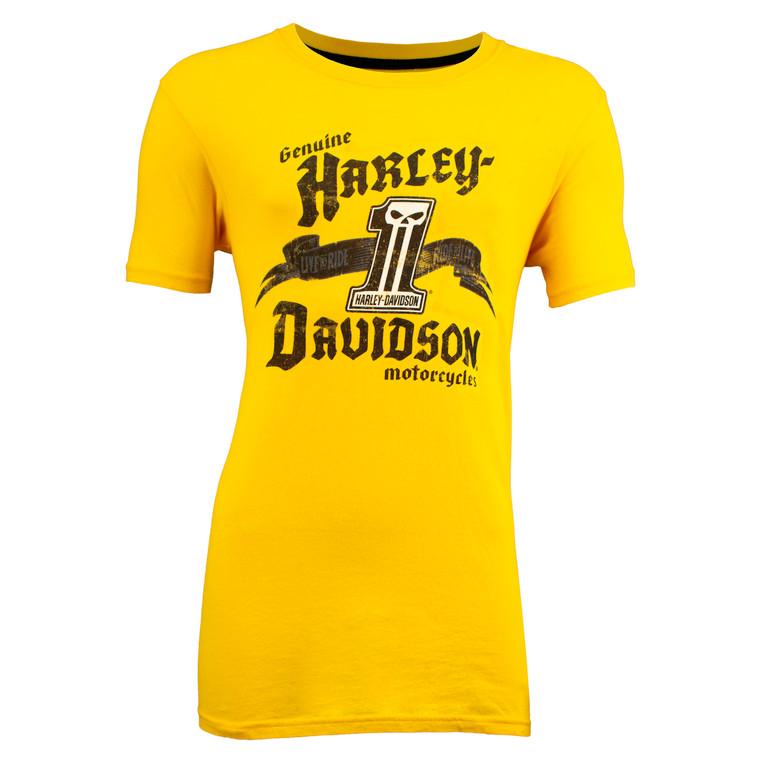 Sturgis Harley-Davidson® Men's Gothic Banner Short Sleeve T-Shirt