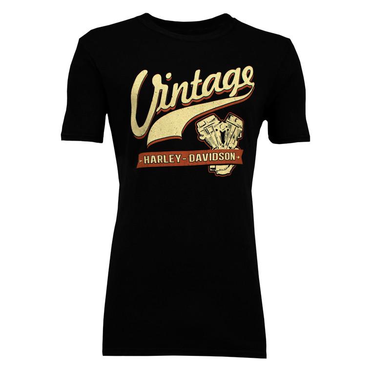 Sturgis Harley-Davidson® Men's Vintage H-D Short Sleeve T-Shirt