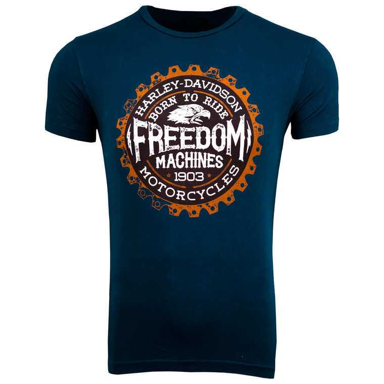 Sturgis Harley-Davidson® Men's Freedom Gear Short Sleeve T-Shirt