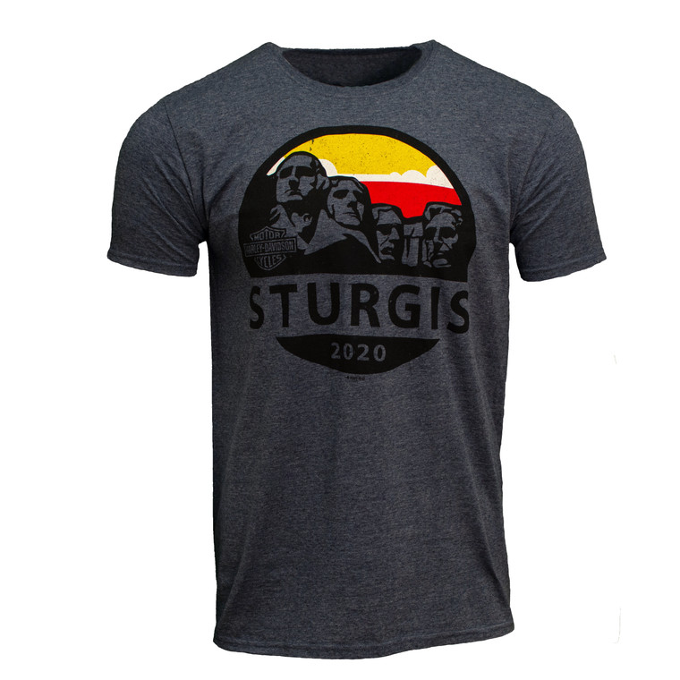 2020 Sturgis Harley-Davidson® Men's Mt Rushmore Journey 80th Rally T-Shirt