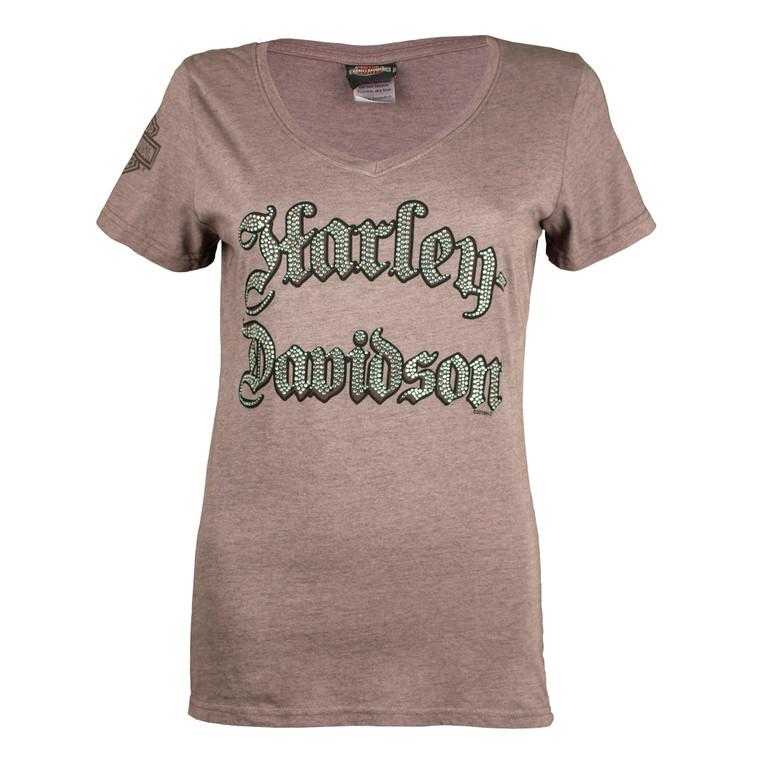 Sturgis Harley-Davidson® Women's Java Shine Short Sleeve T-Shirt