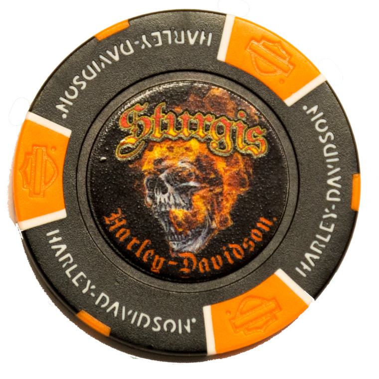Sturgis Harley-Davidson® Poker Chip