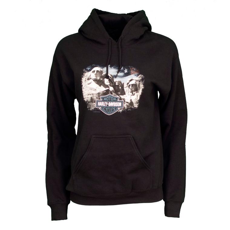 Black Hills Harley-Davidson® Women's Proud Scene Pullover Hoodie