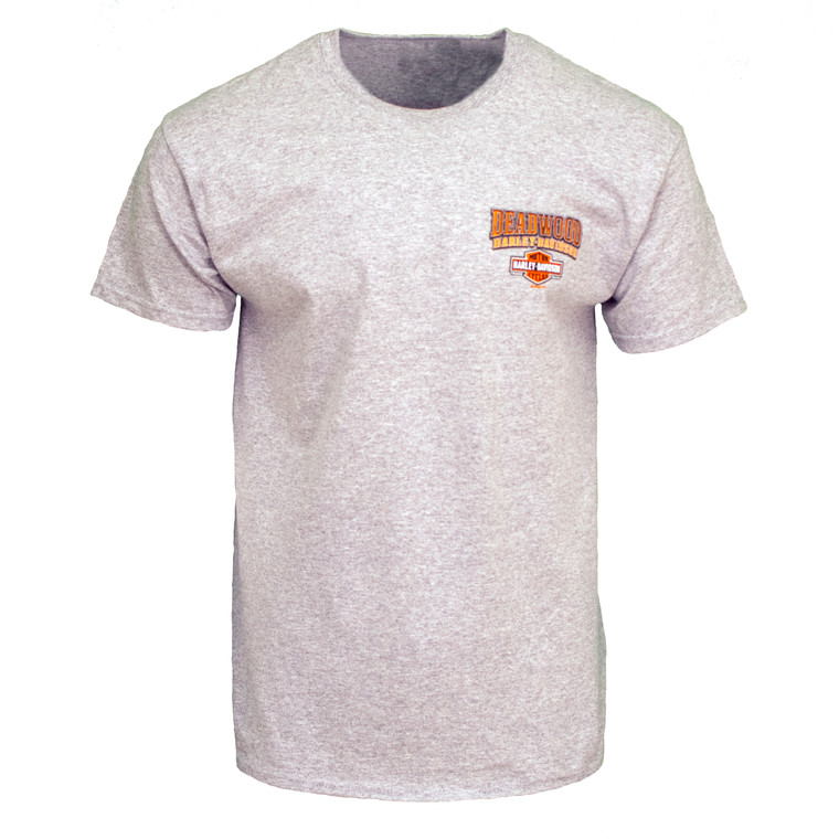 Deadwood Harley-Davidson® Men's Wild Bill Short Sleeve T-Shirt