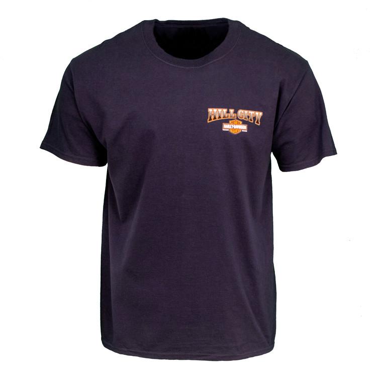 Hill City Harley-Davidson® Men's Hold Up Short Sleeve T-Shirt