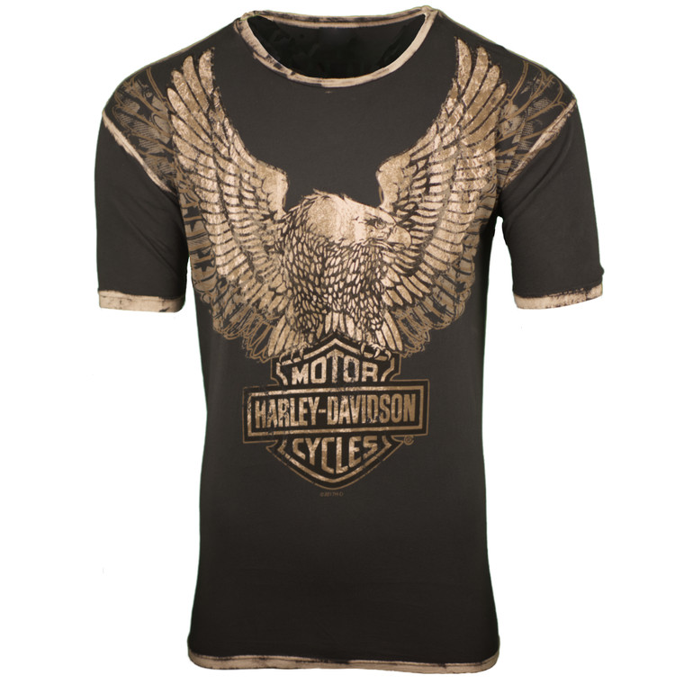 Sturgis Harley-Davidson® Men's Upswept Short Sleeve T-Shirt