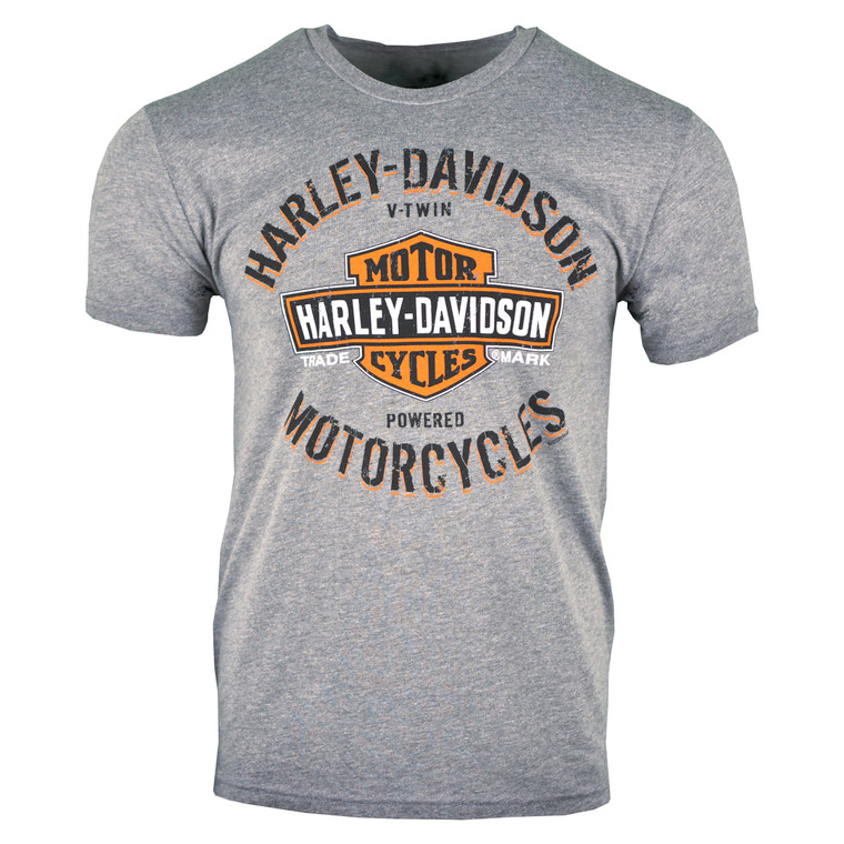 Sturgis Harley-Davidson® Men's Heather Society Short Sleeve T-Shirt