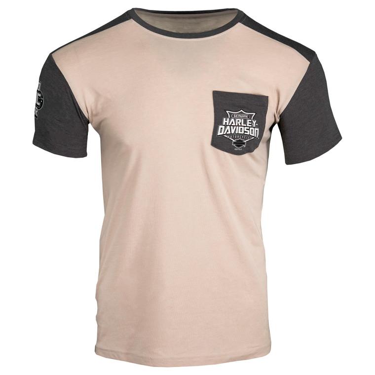 Sturgis Harley-Davidson® Men's Medals Pocket Short Sleeve T-Shirt