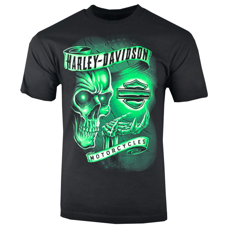 Sturgis Harley-Davidson® Men's Black Goblin Short Sleeve T-Shirt