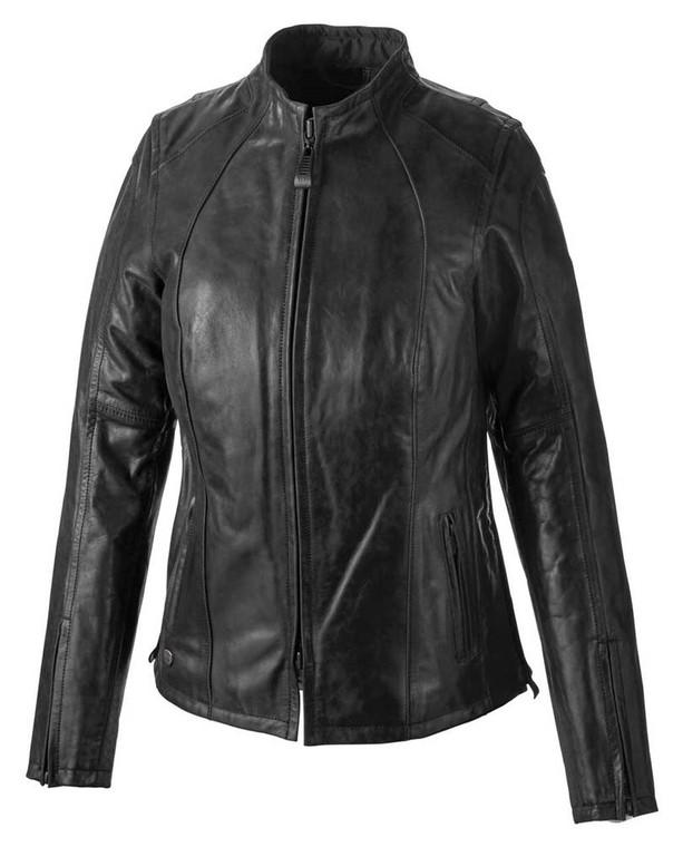 Harley-Davidson® Women's Tenacity Genuine Leather Riding Jacket 98049-19VW