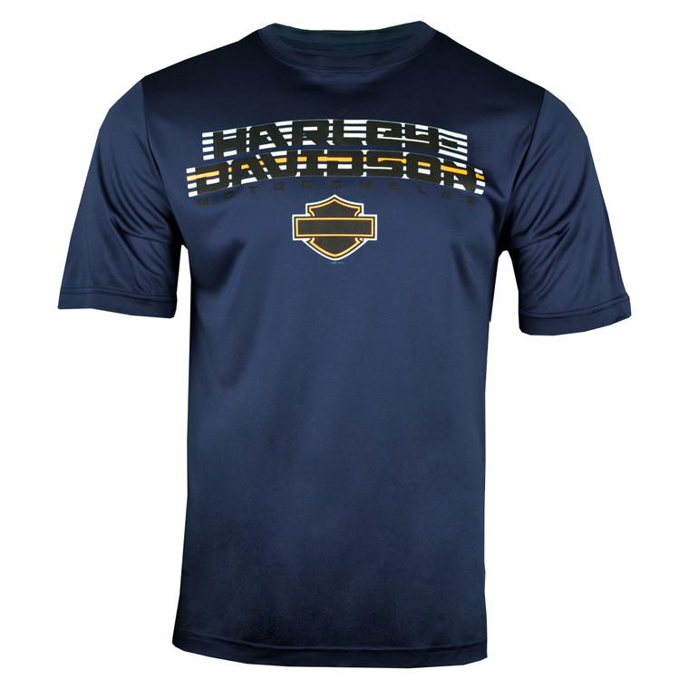 Sturgis Harley-Davidson® Men's Cruise Short Sleeve Performance T-Shirt
