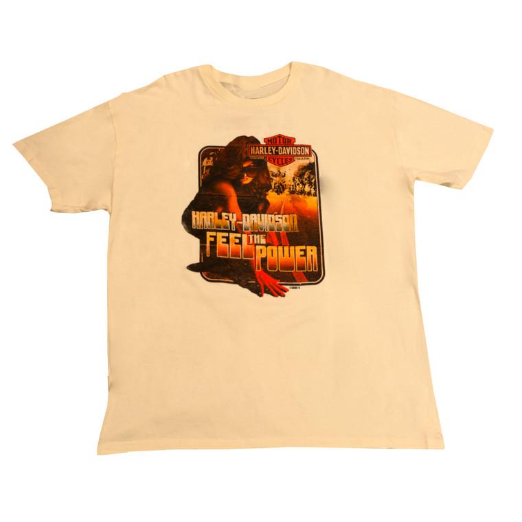 Sturgis Harley-Davidson® Men's Natural Feel The Power Short Sleeve T-Shirt
