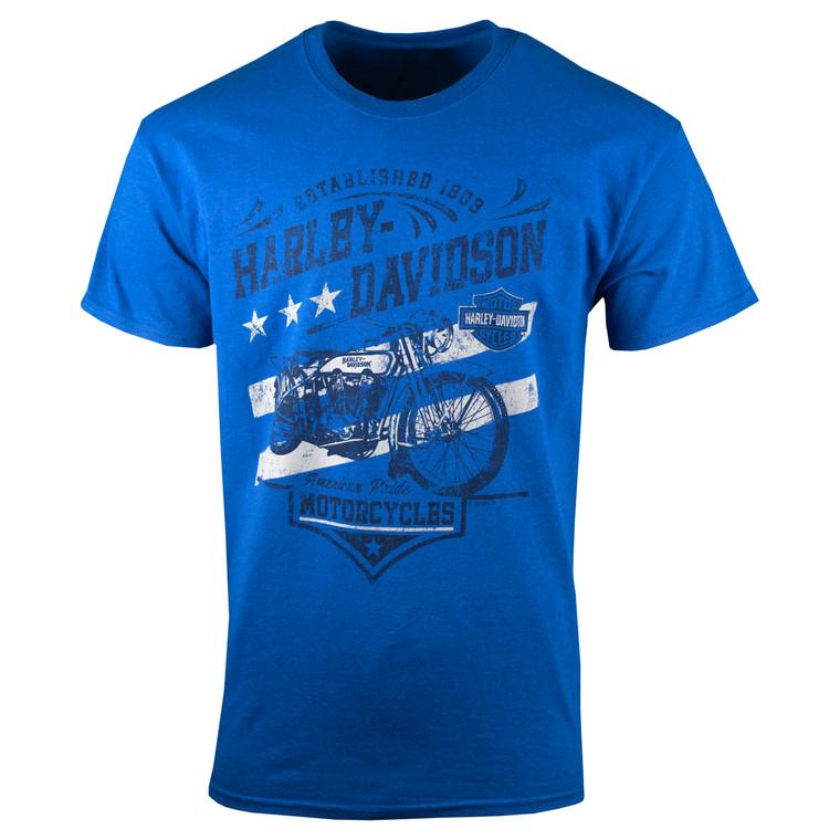 Sturgis Harley-Davidson® Men's Royal National Short Sleeve T-Shirt