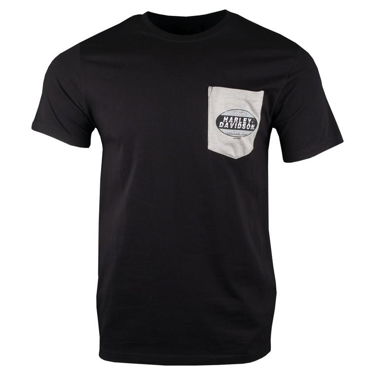 Sturgis Harley-Davidson® Men's Spectacle Pocket Short Sleeve T-Shirt