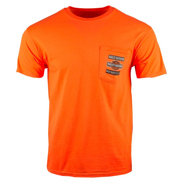 Sturgis Harley-Davidson® Men's Civil Shape Pocket Short Sleeve T-Shirt