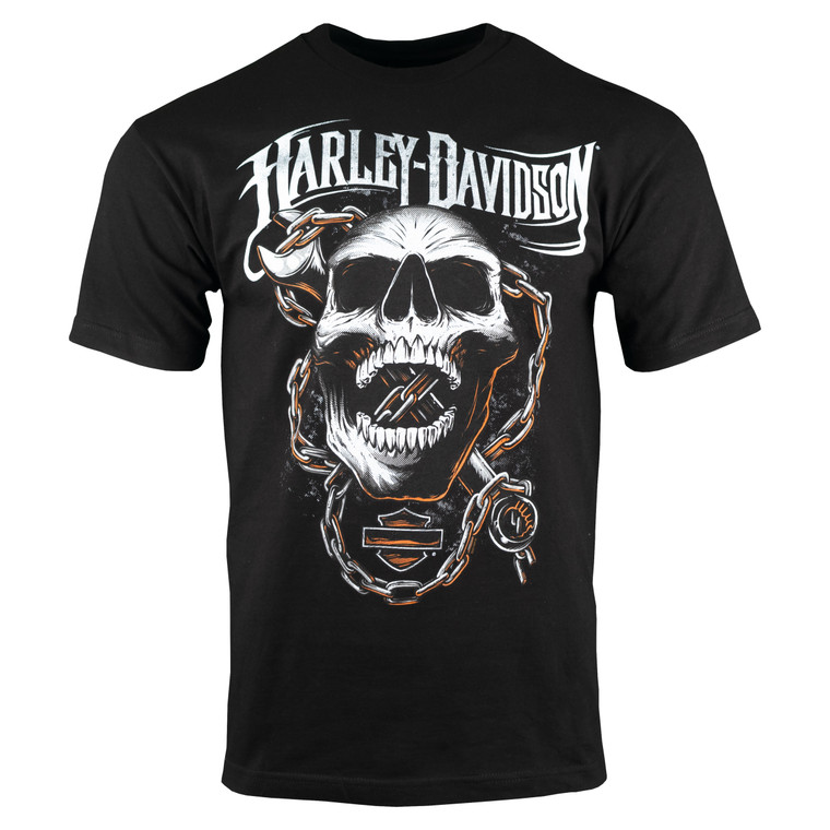 Sturgis Harley-Davidson® Men's Chained Up Short Sleeve T-Shirt