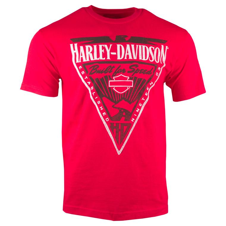 Sturgis Harley-Davidson® Men's Speed Force Short Sleeve T-Shirt