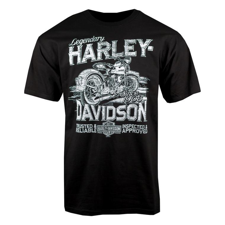 Sturgis Harley-Davidson® Men's Trusted Short Sleeve T-Shirt