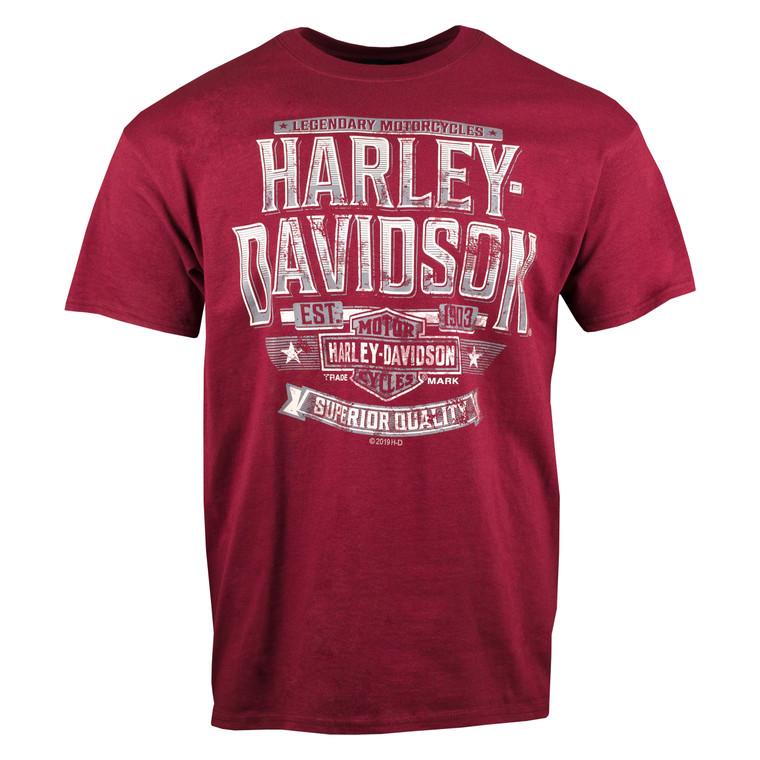 Sturgis Harley-Davidson® Men's Give You Up Short Sleeve T-Shirt