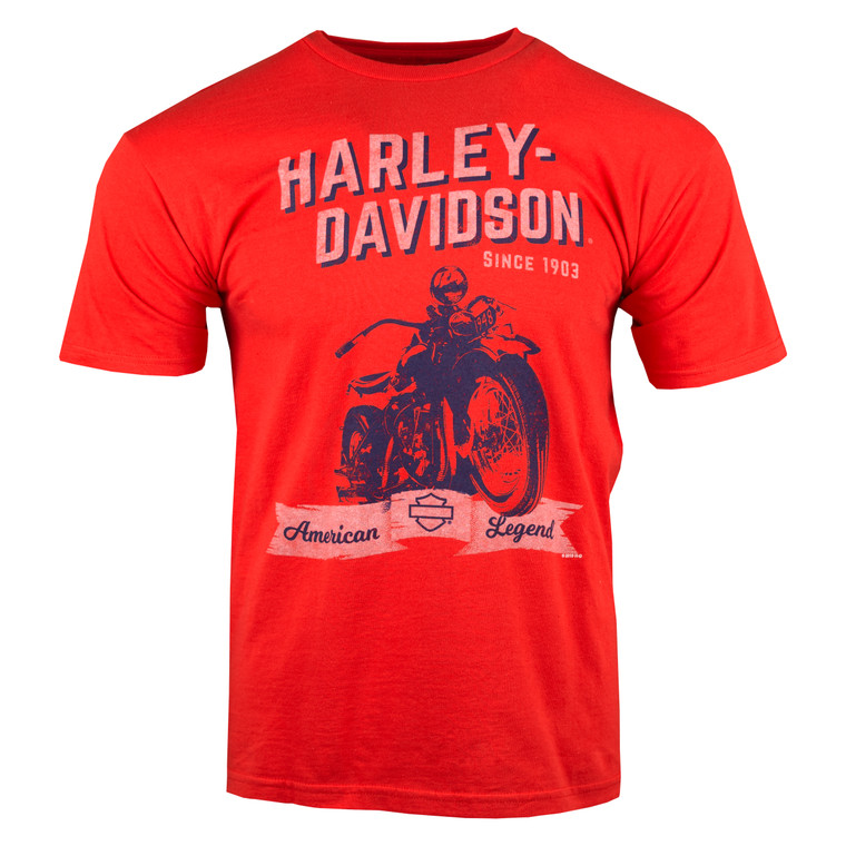Sturgis Harley-Davidson® Men's Self Control Short Sleeve T-Shirt