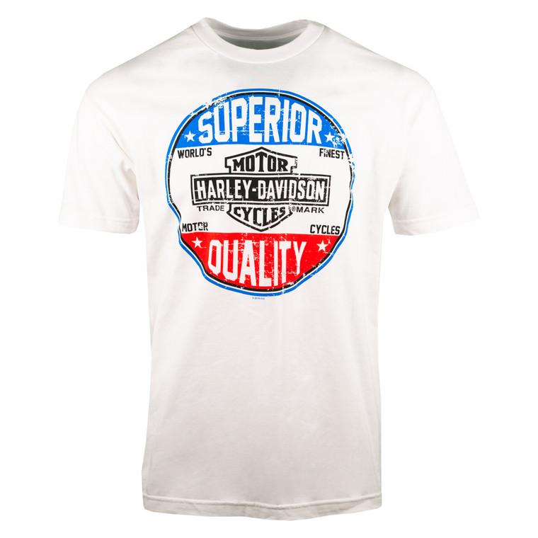 Sturgis Harley-Davidson® Men's Happier Short Sleeve T-Shirt