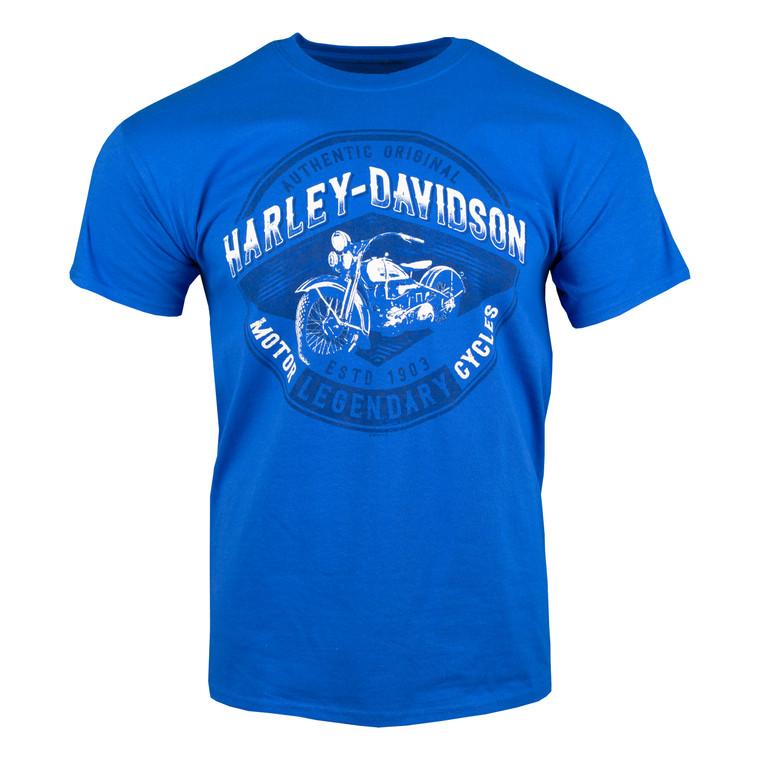 Sturgis Harley-Davidson® Men's Travel Back Short Sleeve T-Shirt