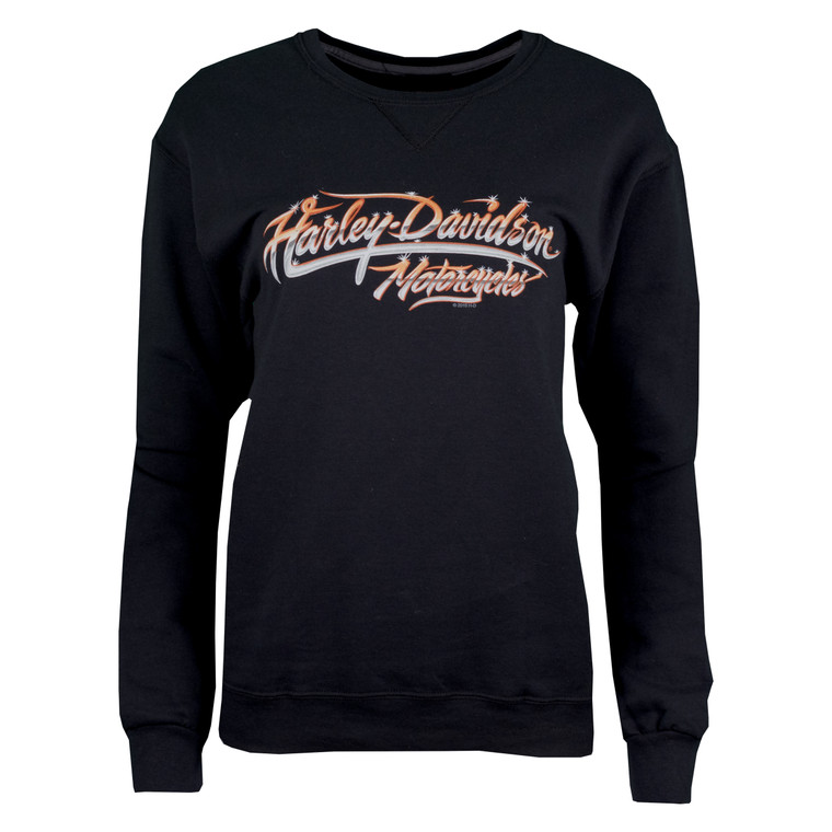 Sturgis Harley-Davidson® Women's Preserve Crewneck Sweatshirt