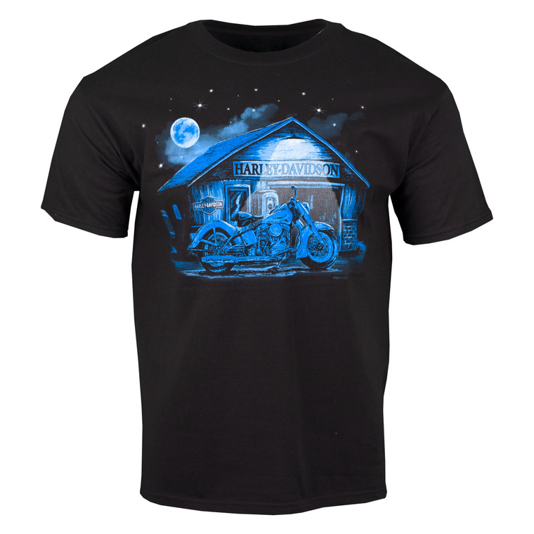 Sturgis Harley-Davidson® Men's MC Night Short Sleeve T-Shirt