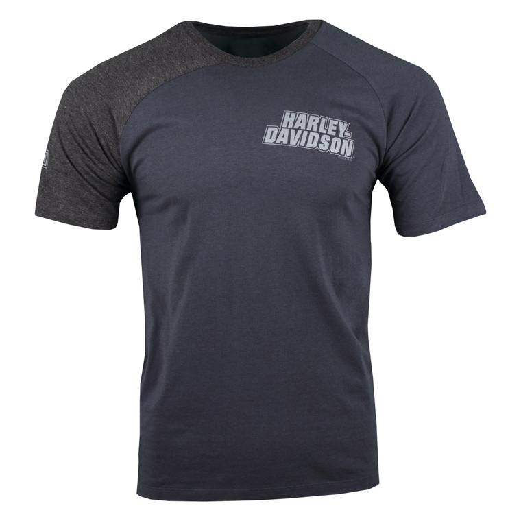 Sturgis Harley-Davidson® Men's Name Block Short Sleeve T-Shirt