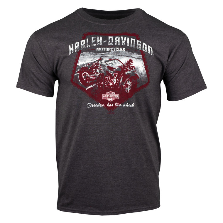 Sturgis Harley-Davidson® Men's Road Mc Short Sleeve T-Shirt