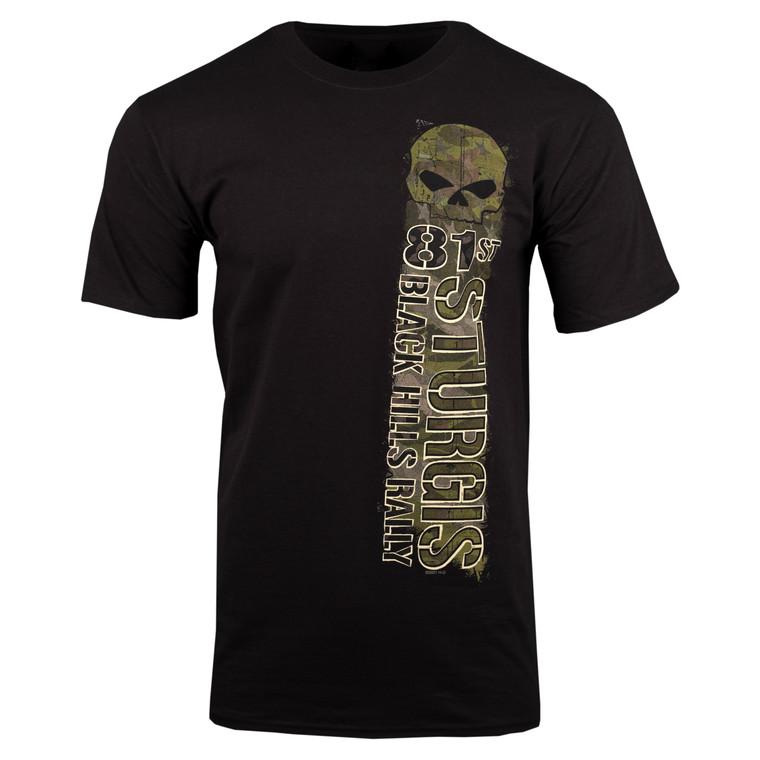 2021 Sturgis Harley-Davidson® Men's 81st Rally Trooper Tall Short Sleeve T-Shirt