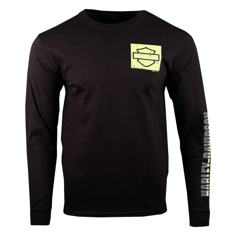 Sturgis Harley-Davidson® Men's Color Line Long Sleeve T-Shirt