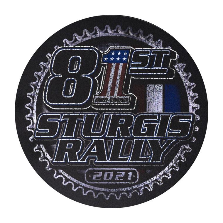 2021 Sturgis Harley-Davidson® 81st Rally Decal