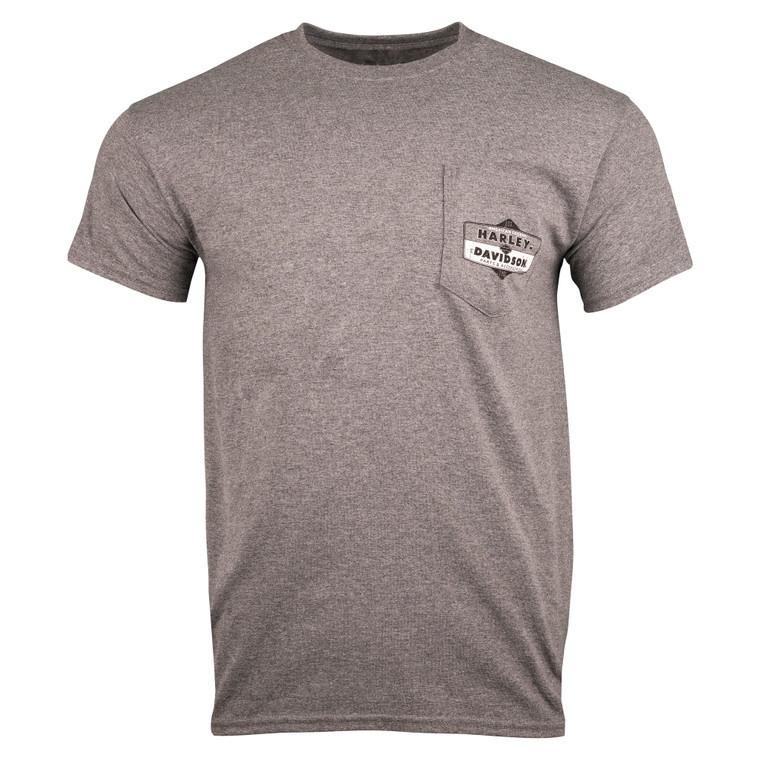 Sturgis Harley-Davidson® Men's Vintage Parts Short Sleeve Pocket T-Shirt