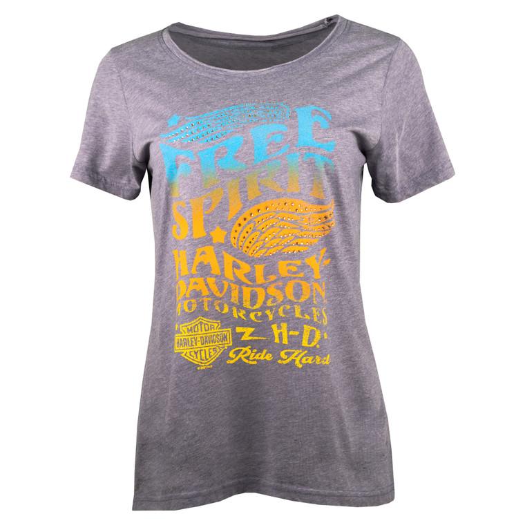 Sturgis Harley-Davidson® Women's Free Spirit Short Sleeve T-Shirt