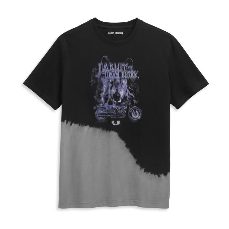 Harley-Davidson® Men's Tie Dye Short Sleeve T-Shirt 96443-21VM
