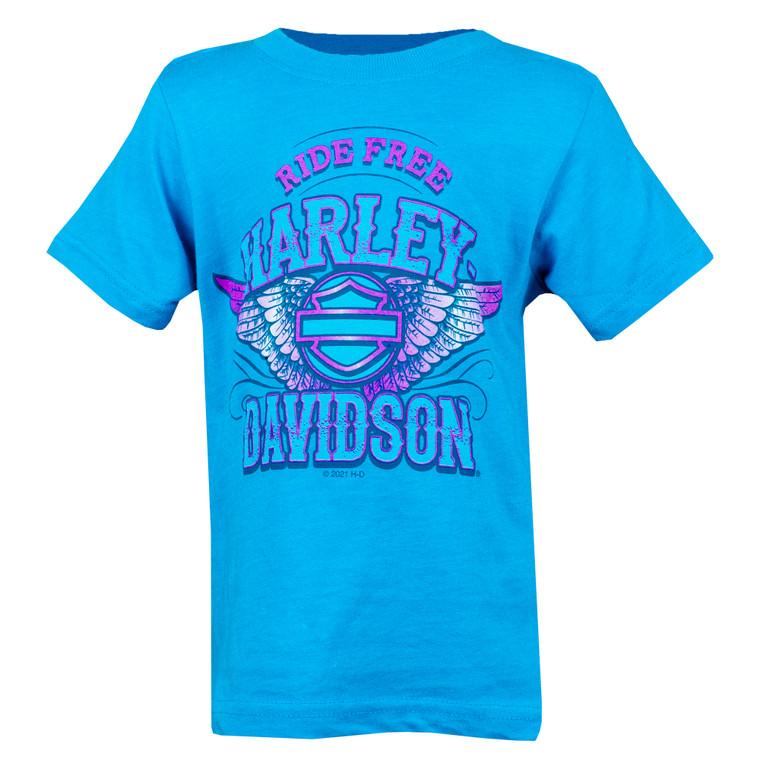 Sturgis Harley-Davidson® Youth Free Wings Short Sleeve T-Shirt