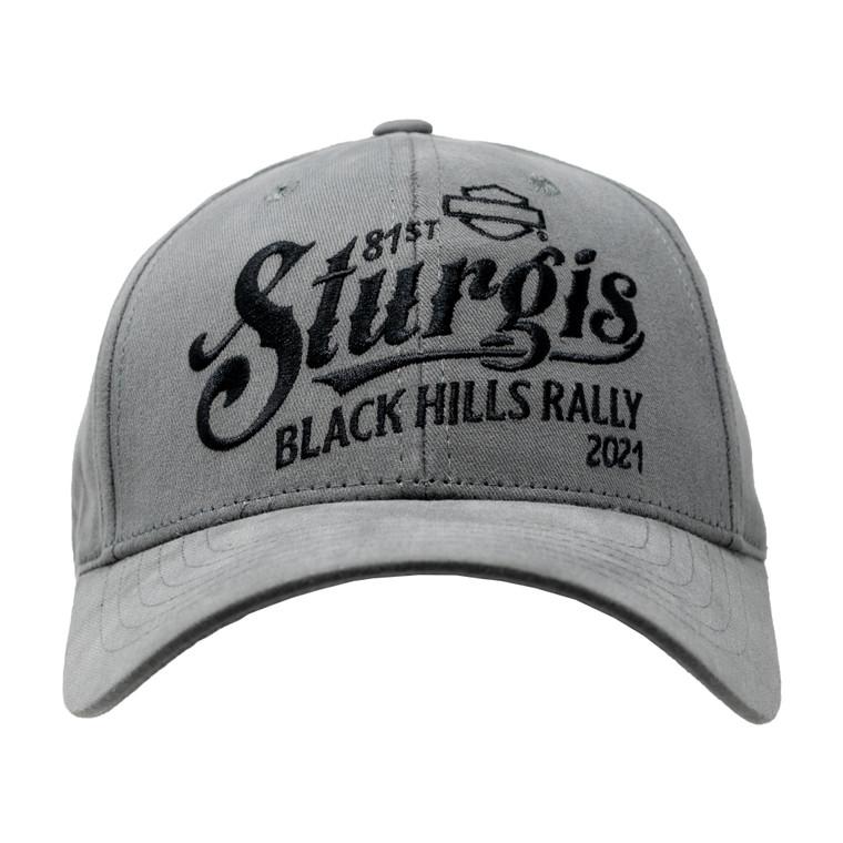 2021 Harley-Davidson® 81st Rally Varsity Ballcap Hat