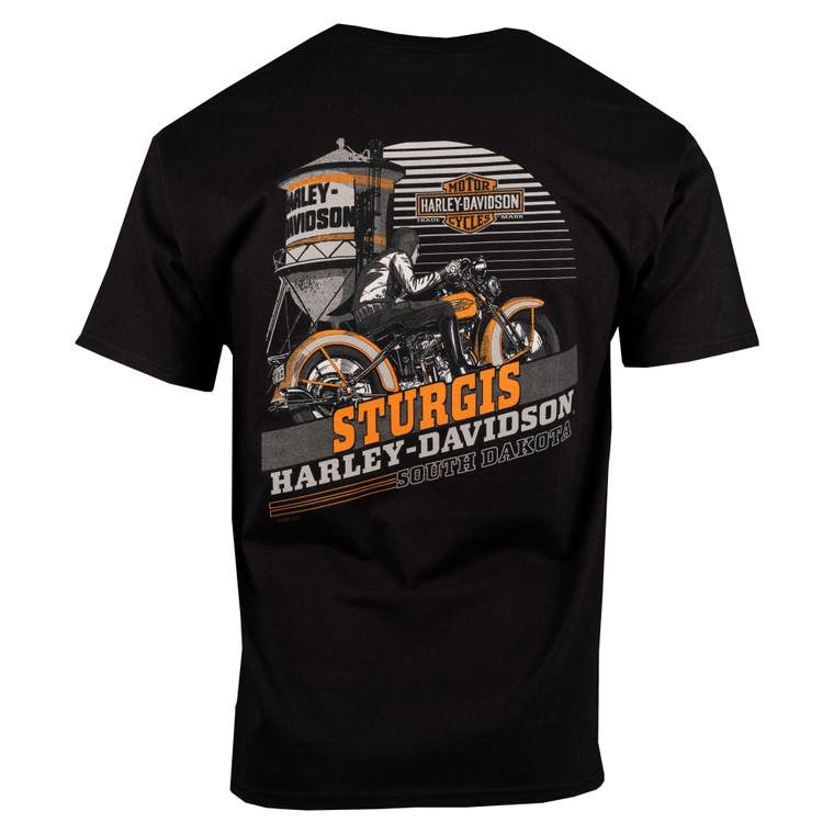 Sturgis Harley-Davidson® Men's Diamond Pocket Short Sleeve T-Shirt