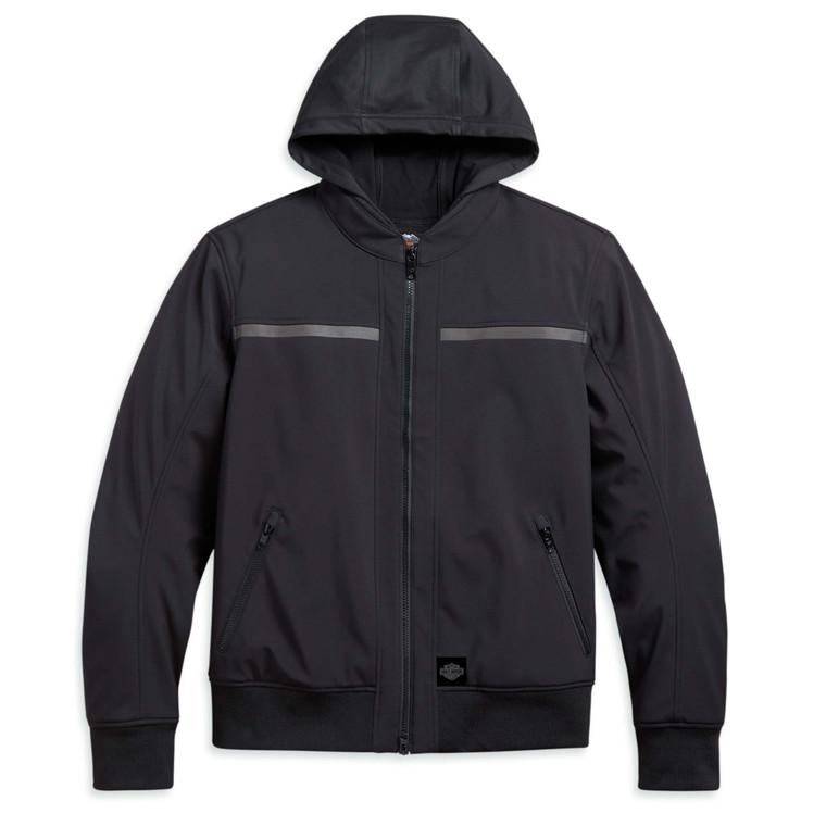Harley-Davidson® Men's 3-in-1 Cold Weather Textile Jacket 97102-21NM