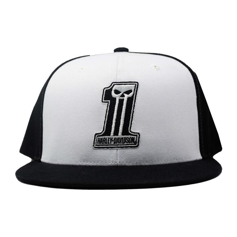 Sturgis Harley-Davidson® Dark Custom Snapback Hat