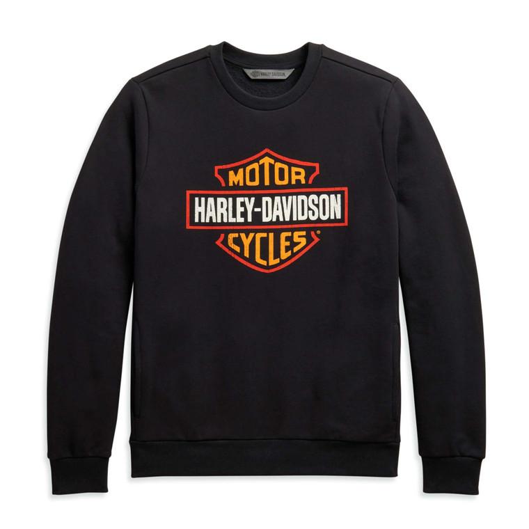 Harley-Davidson® Garage Men's Logo Slim Fit Pullover