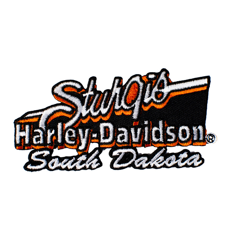 Sturgis Harley-Davidson® Emblem