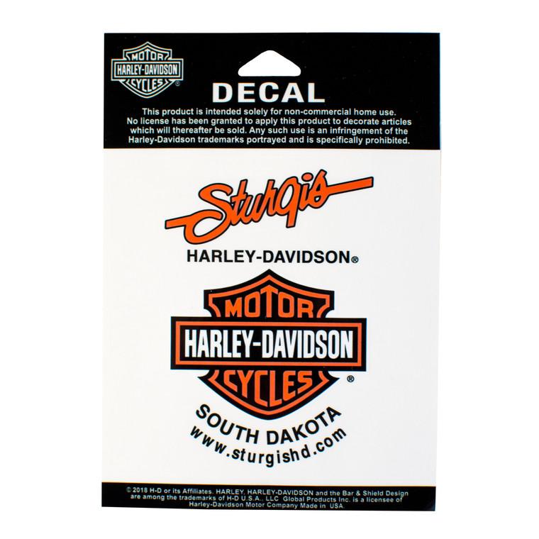 Sturgis Harley-Davidson® Decal