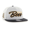 Street Script Captain - HeadwearAdjustableSnapback - Salt Lake Bees -  - Primary - Gray - 47 Brand