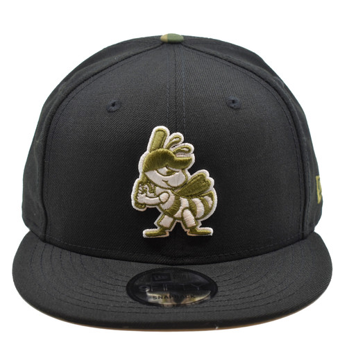 Easy Come Easy Go 9fifty Hat - HeadwearAdjustableSnapback - Salt Lake Bees -  - Primary - Black - New Era